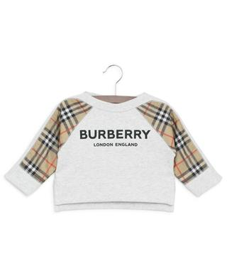 Mini Esther cotton sweatshirt BURBERRY