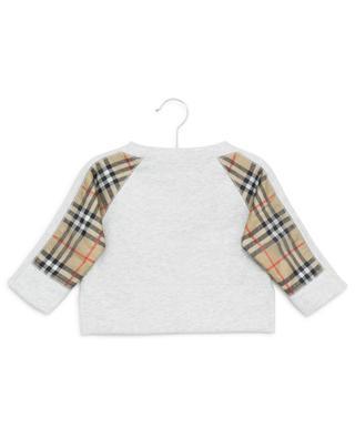 Sweat-shirt en coton Mini Esther BURBERRY