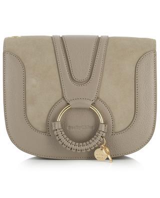 Mini Hana leather shoulder bag SEE BY CHLOE