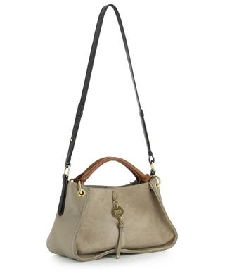 Leather and suede handbag SEE BY CHLOE