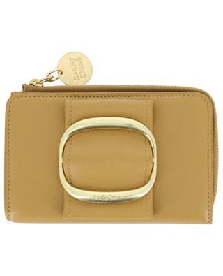 Portefeuille compacte avec boucle Hopper SEE BY CHLOE