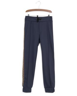 Pantalon de jogging en tissu technique FF FENDI