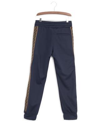 FF technical fabric jogging trousers FENDI