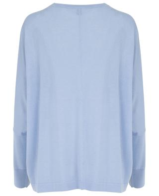 Seacell Cashmere loose batwing sleeve jumper FTC CASHMERE