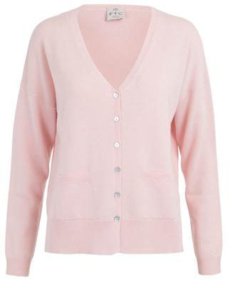 Seacell cashmere V-neck cardigan FTC CASHMERE