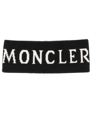 Jacquard-Stirnband mit Logo MONCLER
