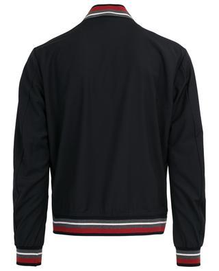 Light-weight wool bomber jacket Z ZEGNA