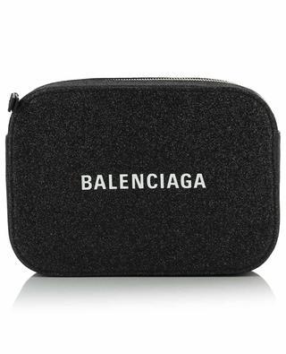 Everyday Camera glitter cross body bag BALENCIAGA