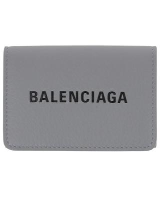 Everyday Mini leather wallet BALENCIAGA