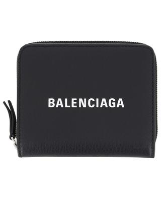 Brieftasche aus Leder Everyday BALENCIAGA