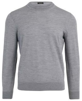 Feiner Pullover aus Wolle Z ZEGNA
