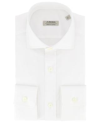 Slim-Fit Hemd aus Baumwollstretch Drop 8 Z ZEGNA