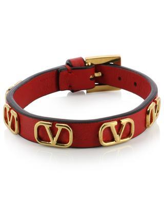 Bracelet en cuir Multi VLOGO VALENTINO