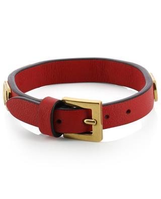 Armband aus Leder Multi VLOGO VALENTINO