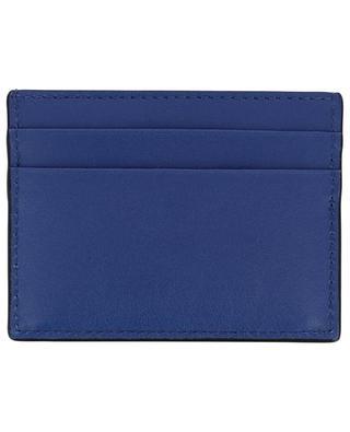 VLOGO Inlay leather card holder VALENTINO