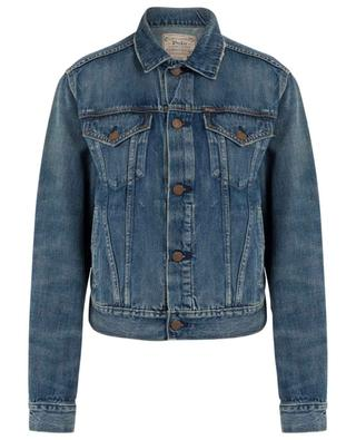 Distressed denim jacket POLO RALPH LAUREN
