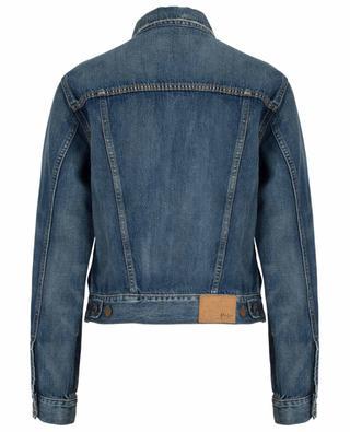 Distressed denim jacket POLO RALPH LAUREN