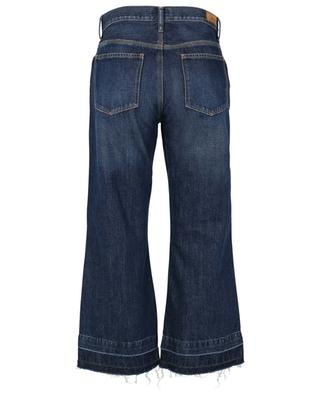 The Wide Leg Crop frayed jeans POLO RALPH LAUREN