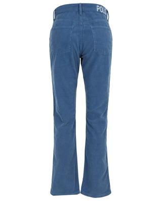 Pantalon droit en velours côtelé The Reede High Rise POLO RALPH LAUREN