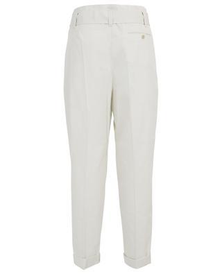 Pantalon chino fuselé avec ceinture POLO RALPH LAUREN