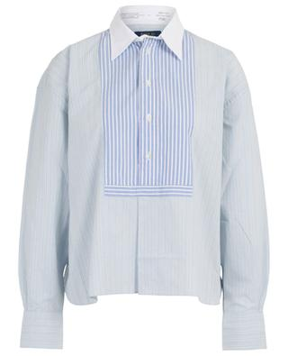 Striped shirt with bib POLO RALPH LAUREN