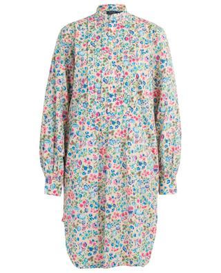 Robe chemise fleurie en coton POLO RALPH LAUREN