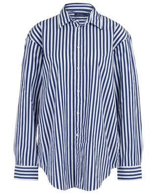 Striped oversize shirt POLO RALPH LAUREN