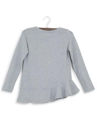 Langarm-T-Shirt mit Schoss Glam MONNALISA