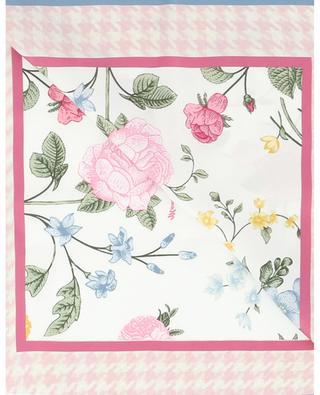 Floral shawl MONNALISA