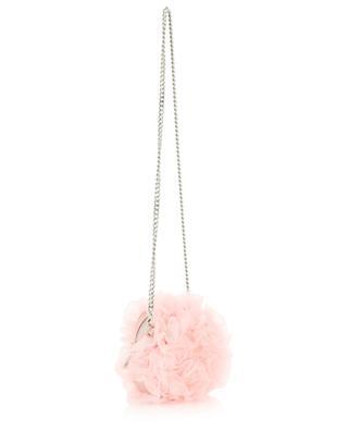 Tulle embellished round bag MONNALISA