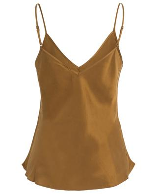 Amy V-neck strappy top MES DEMOISELLES