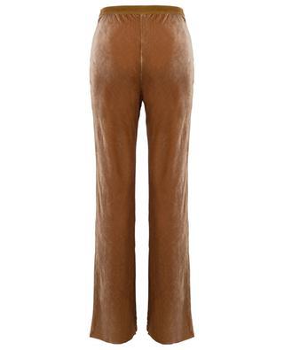 Pantalon évasé en velours Slither MES DEMOISELLES