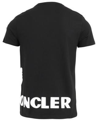 T-Shirt mit Logo- und Hahnprint MONCLER