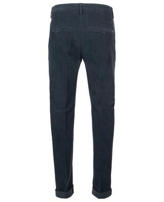 Pantalon en velours côtelé et coton mélangé Gaubert DONDUP