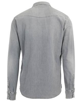 Hemd aus ausgewaschenem Denim DONDUP