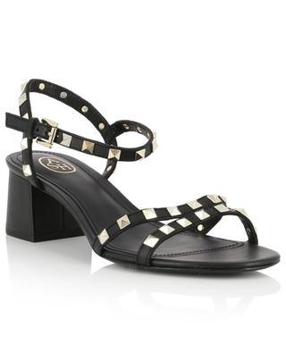 Sandales cloutées à talon carré Iggy ASH