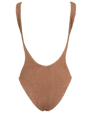 Classic Square neck swimsuit HUNZA G