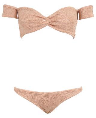 Zweiteiliger Badeanzug Brigette Bikini HUNZA G