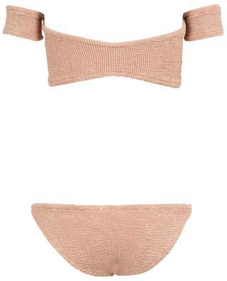 Brigette Bikini two-piece swimsuit HUNZA G