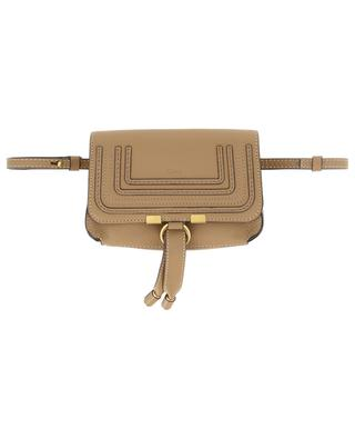 Marcie grained leather belt bag CHLOE