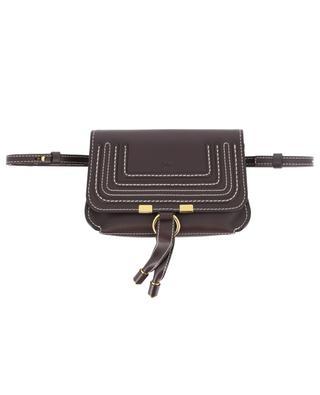 Marcie smooth leather belt bag CHLOE