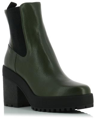 Chelsea H475 grained leather ankle boots HOGAN