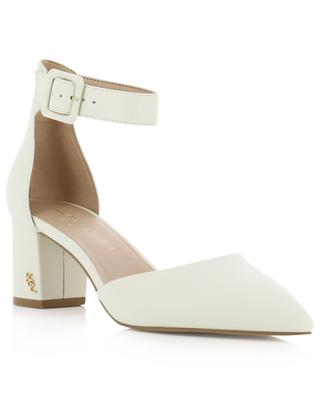 Burlington leather ankle strap pumps KURT GEIGER LONDON