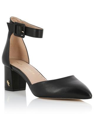 Burlington leather ankle strap pumps KURT GEIGER LONDON