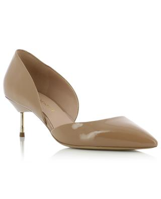 Offene Pumps aus Lackleder Bond KURT GEIGER LONDON