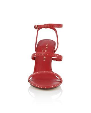 Sandalen aus Leder mit Nieten Portia KURT GEIGER LONDON