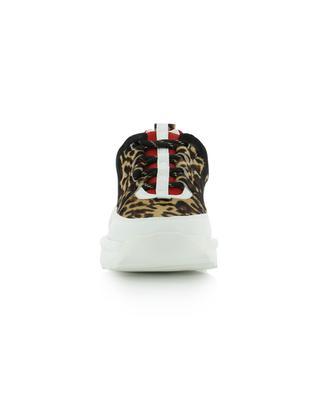 Lunar leopard print sneakers KURT GEIGER LONDON