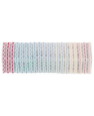 Striped openwork knit hairband MISSONI MARE
