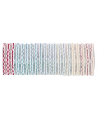 Striped openwork knit hairband MISSONI MARE