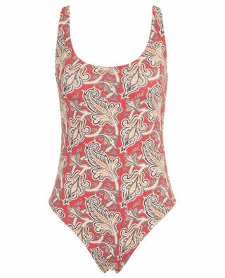 Paisley printed one-piece swimsuit ETRO